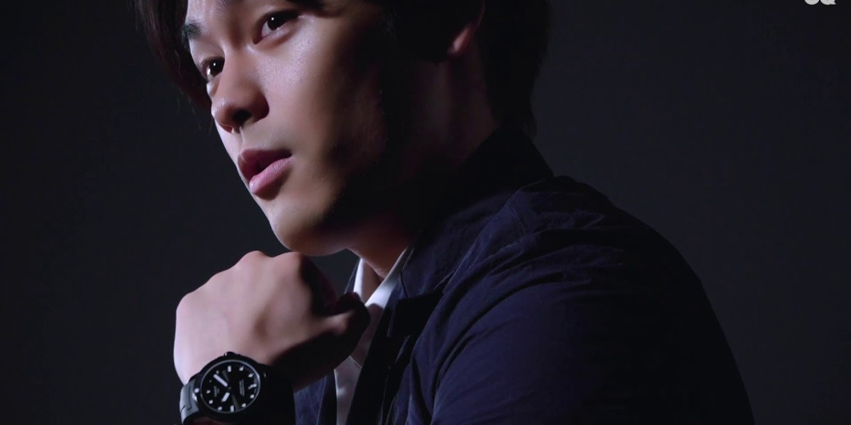 Tissot Seastar 1000 Automatic x YUYA YAGIRA x GQ Japan