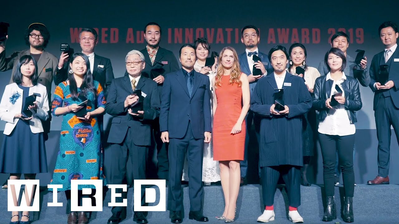 Wired Audi Innovation Award 2019