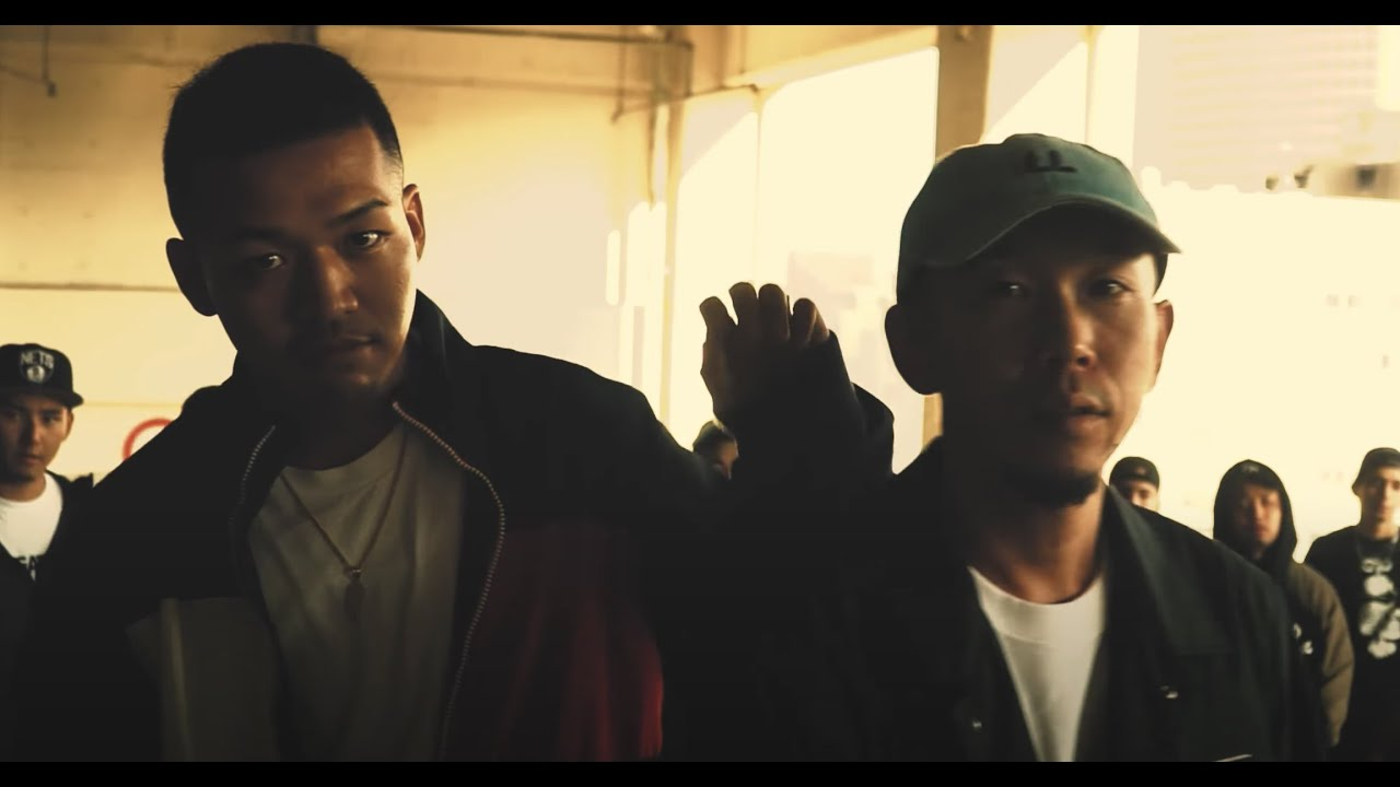 "DJ KANJI ""Street Poetry Feat. M.O.J.I."" / M.O.J.I. ""深海への旅"""