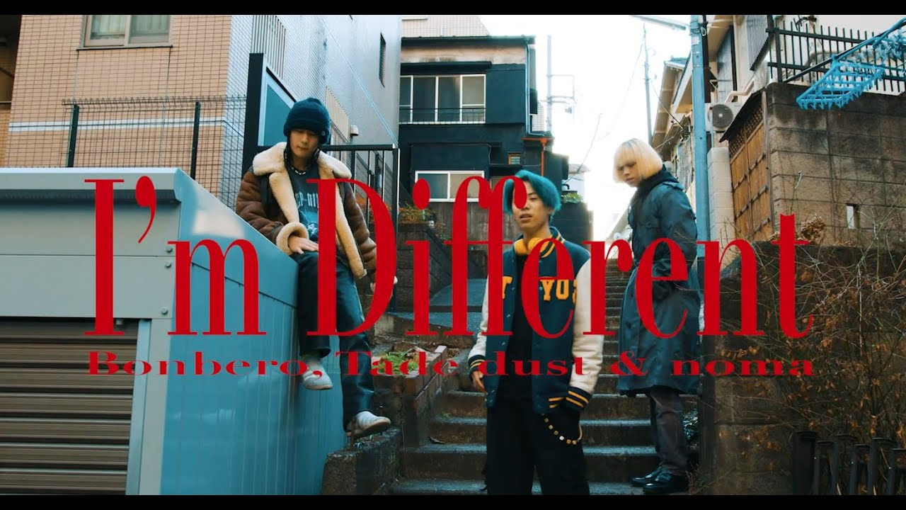 I'm Different – Bonbero, Tade Dust & noma